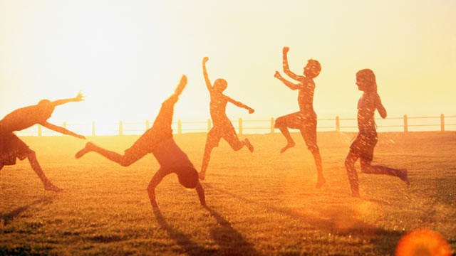 kids in sun Association between ADHD and intensity of sunlight: Can ADHD be prevented?