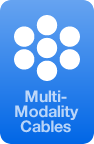 Multiple Modality Cables