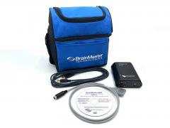 ATLANTIS II 2x2 Clinical Biofeedback System with BrainAvatar 4.0 Package