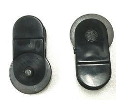 SE-22A Plastic EEG Ear Clips - 2 pack