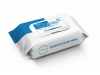 Sanitary Alcohol Wet Wipes - 75% Alcohol - 80 Count Soft Pack