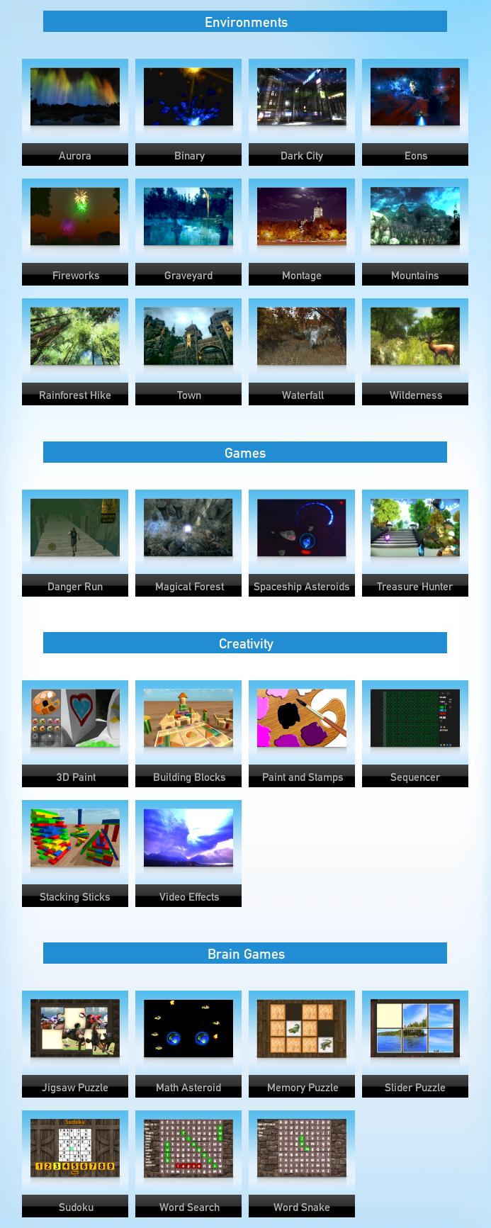 Dreamscape Games