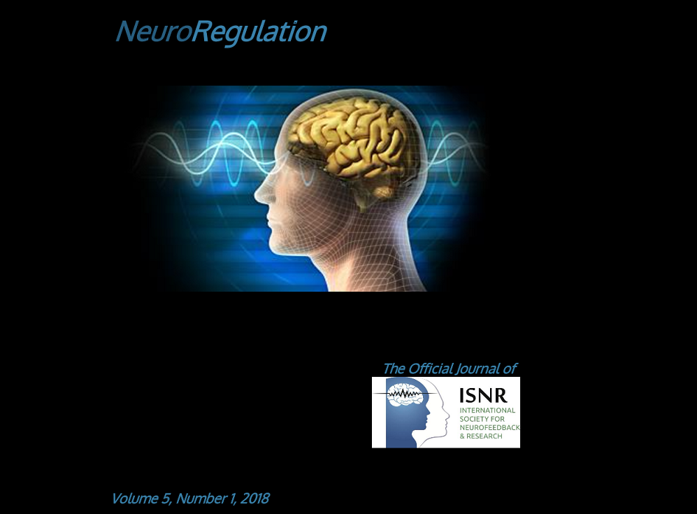 isnr, neuroregulation, eeg, neurofeedback